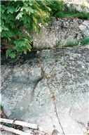 Skålgropar Älvkvarnar, Hällristningsmiljö